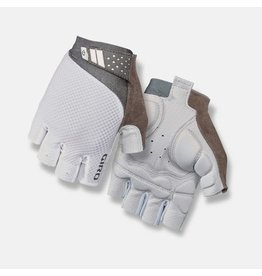 Giro Cycling Monica II Gel Womens Road Gloves - White - S