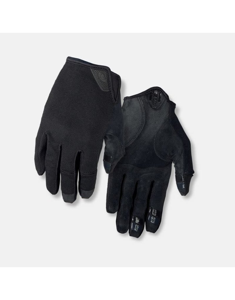 Giro Cycling DND Mountain Gloves - Black (Adult Size XXL)
