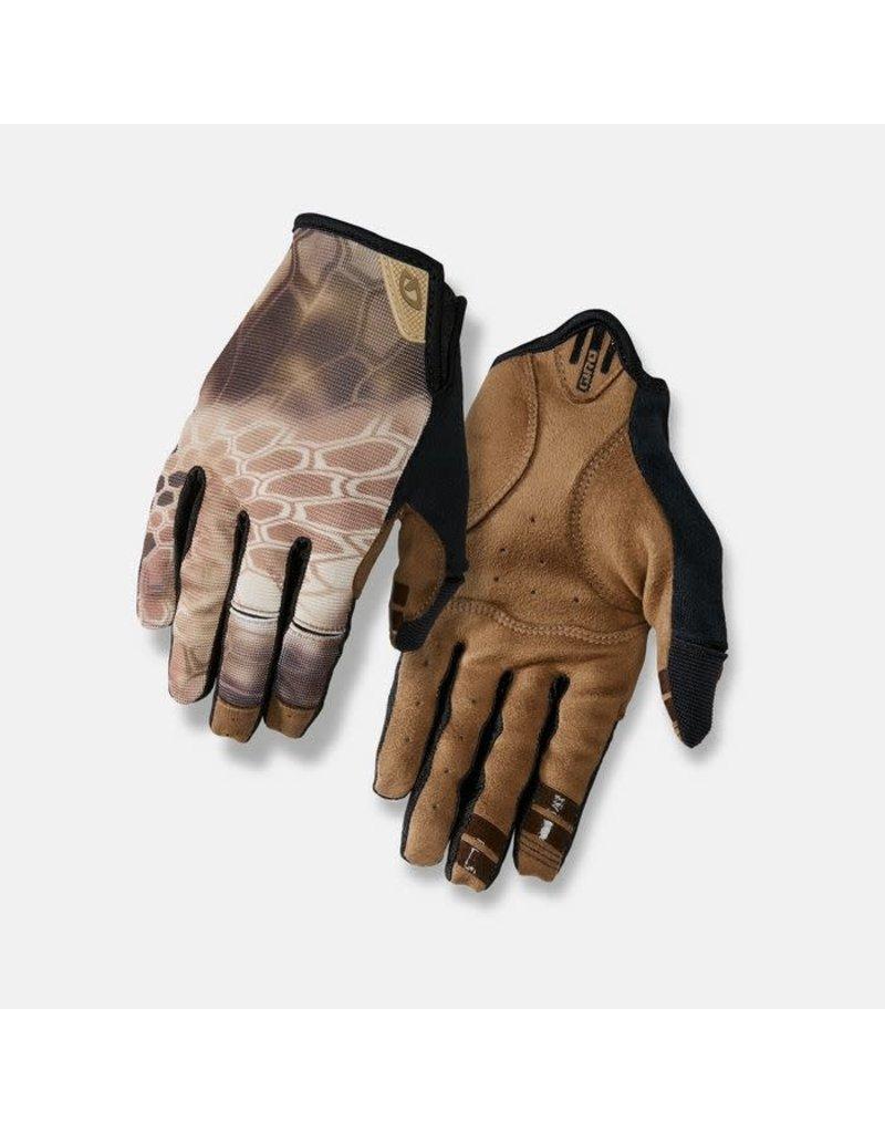 Giro Cycling DND Mountain Gloves - Kryptek (Adult Size XL)