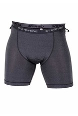 CLUB RIDE Club Ride Gunslinger Men's Liner: Black XL