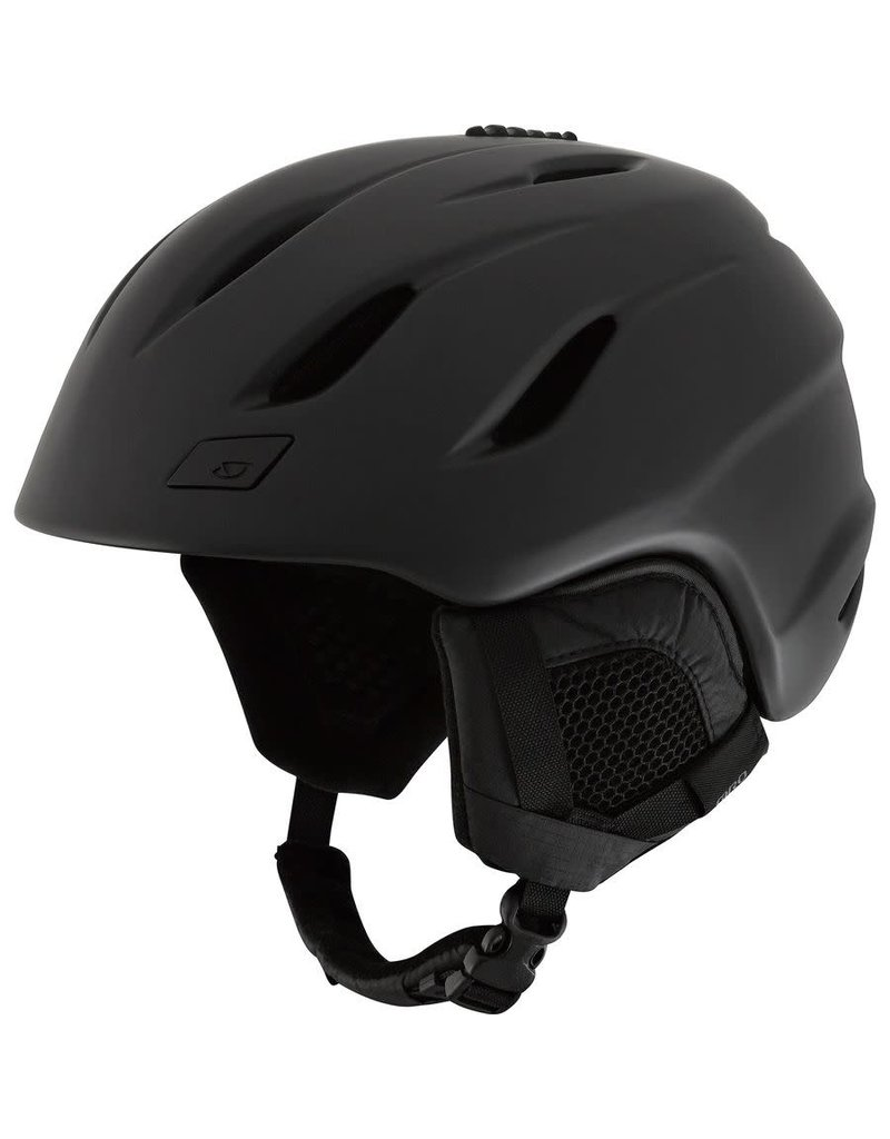 Giro Cycling Giro Timberwolf Winter Helmet - Matte Black - Size S (51-55 cm)