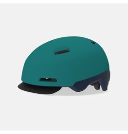 Giro Cycling Giro Sutton MIPS Adult Urban Bike Helmet - Matte Dark Faded Teal - Size M (55-59 cm)