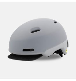 Giro Cycling Giro Sutton MIPS Adult Urban Bike Helmet - Matte Grey - Size M (55-59 cm)