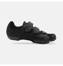 Giro Cycling Giro Cycling Carbide RII Mountain Shoes - Black/Charcoal (Adult Size 47)