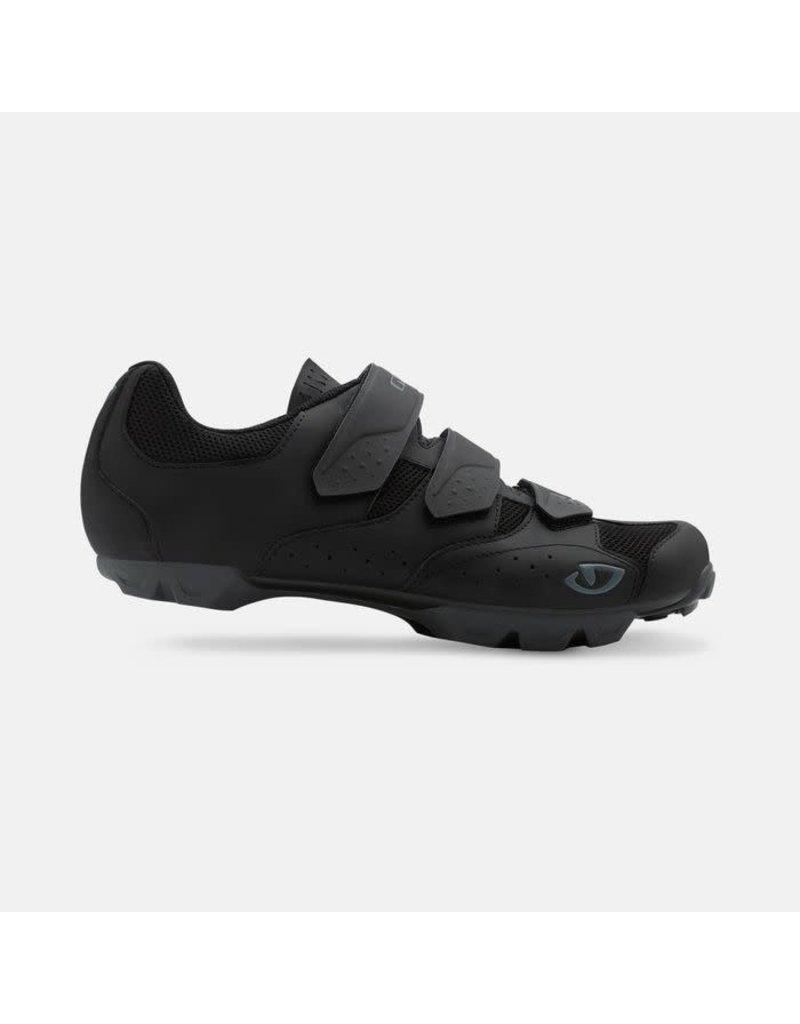 Giro Cycling Giro Cycling Carbide RII Mountain Shoes - Black/Charcoal (Adult Size 47)