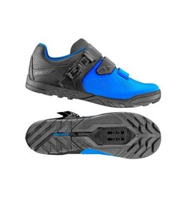 Giant GNT Line Off-Road Shoe MES Composite Sole 44 Black/Blue