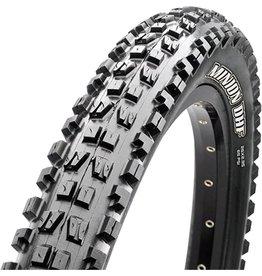 MAXXIS Maxxis Minion DHF Tire 24 x 2.40, Folding, 120tpi, 3C MaxxTerra, EXO, Tubeless Ready, Black