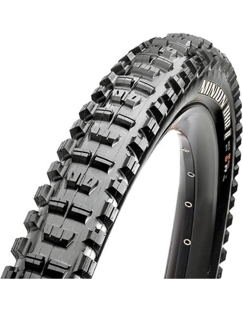 MAXXIS Maxxis Minion DHR II Tire - 29 x 2.3, Folding, Tubeless, Black, 3C Maxx Terra, EXO