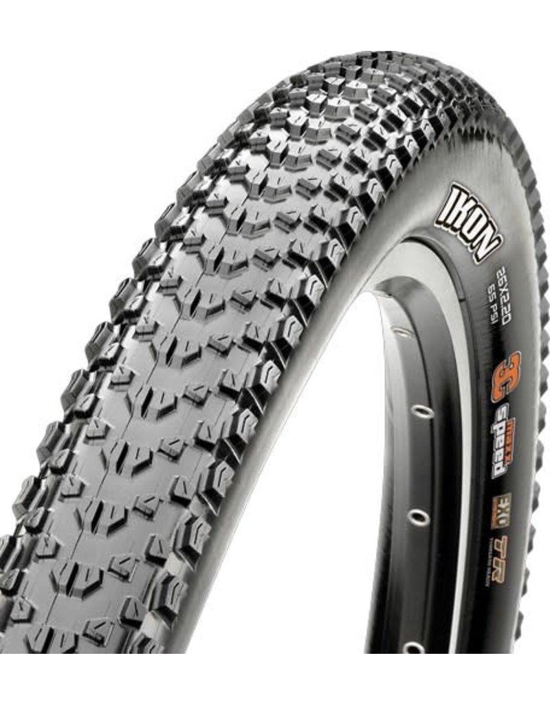 MAXXIS Maxxis Ikon Tire 29x2.35 TR EXO 3C FB Black