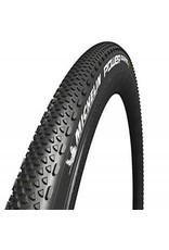 Michelin Power Gravel Tire - 700 x 40, Tubeless, Folding, Black