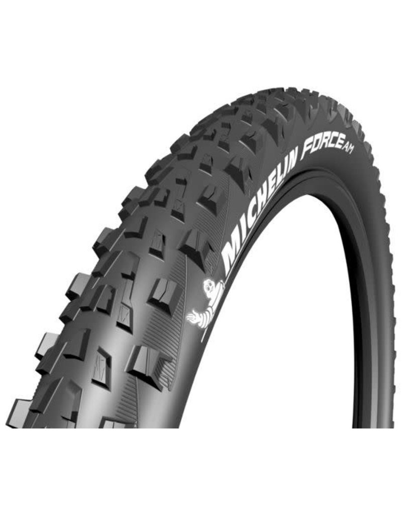 Michelin Force AM Tire - 29 x 2.35, Tubeless, Folding, Black, 60tpi
