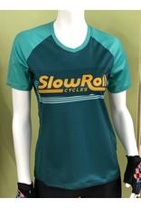 Giro Cycling Slow Roll Mountain Short Sleeve Jersey Womens Size S