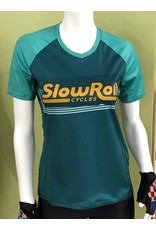 Giro Cycling Slow Roll Mountain Short Sleeve Jersey Womens Size M