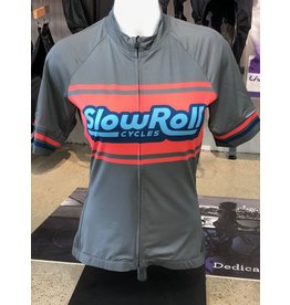 Giro Cycling Slow Roll Road Jersey Womens Size M