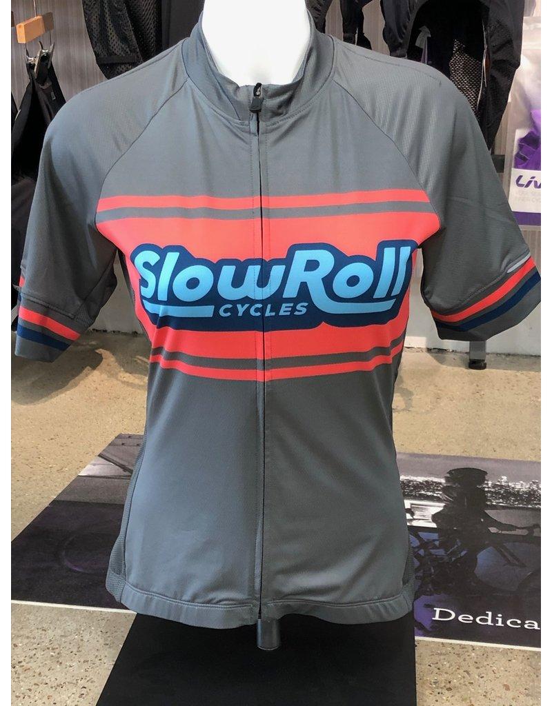 Giro Cycling Slow Roll Road Jersey Womens Size M