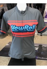 Giro Cycling Slow Roll Road Jersey Womens Size L
