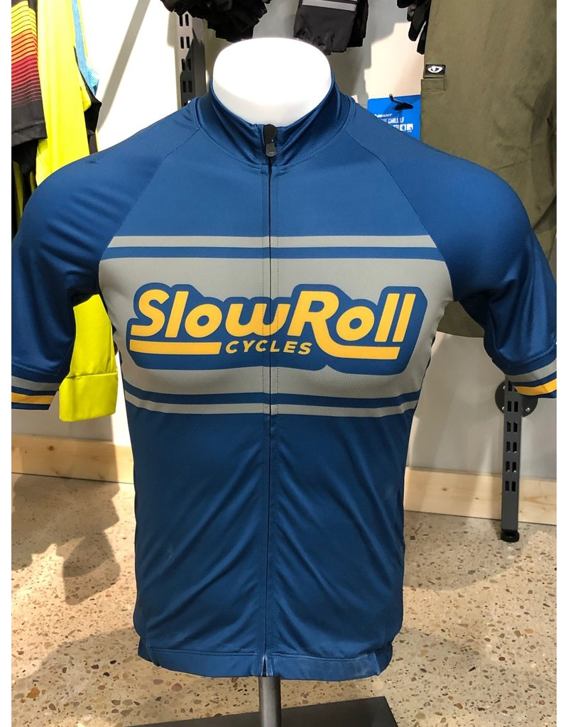 Giro Cycling Slow Roll Road Jersey Mens Size S