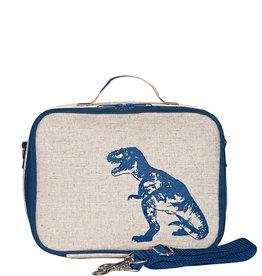 SoYoung Boîte à lunch 'Blue Dinosaur'