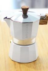 Grosche Cafetière espresso 'Milano' blanche