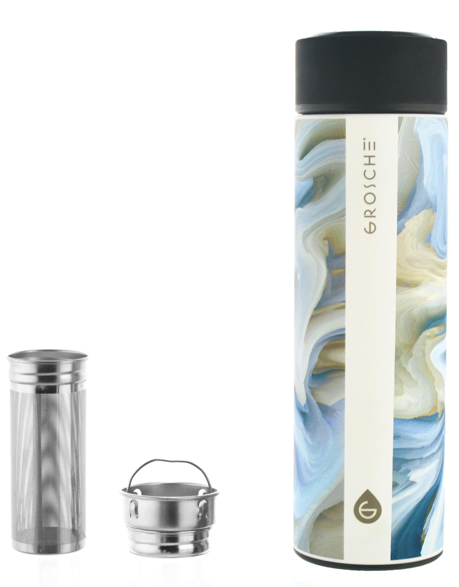 Grosche Bouteille d'infusion pour thé/eau 'Chicago' 450ML