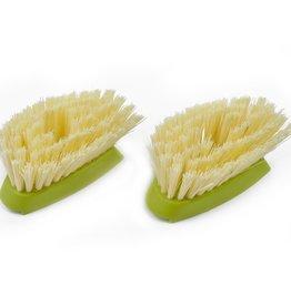 Têtes de rechange pour brosse à vaisselle 'Suds Up', paquet de 2