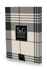 S&G Nappe S&G 'Écossais de ville'
