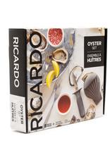 Ricardo Ensemble cadeau huîtres Ricardo (8 PCS)