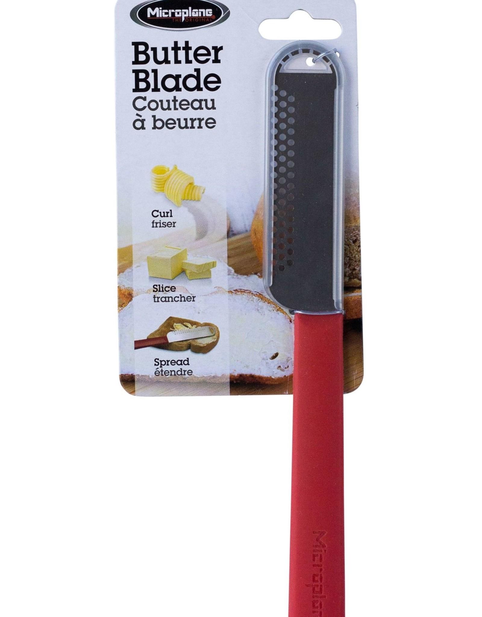 Microplane Couteau à beurre Microplane