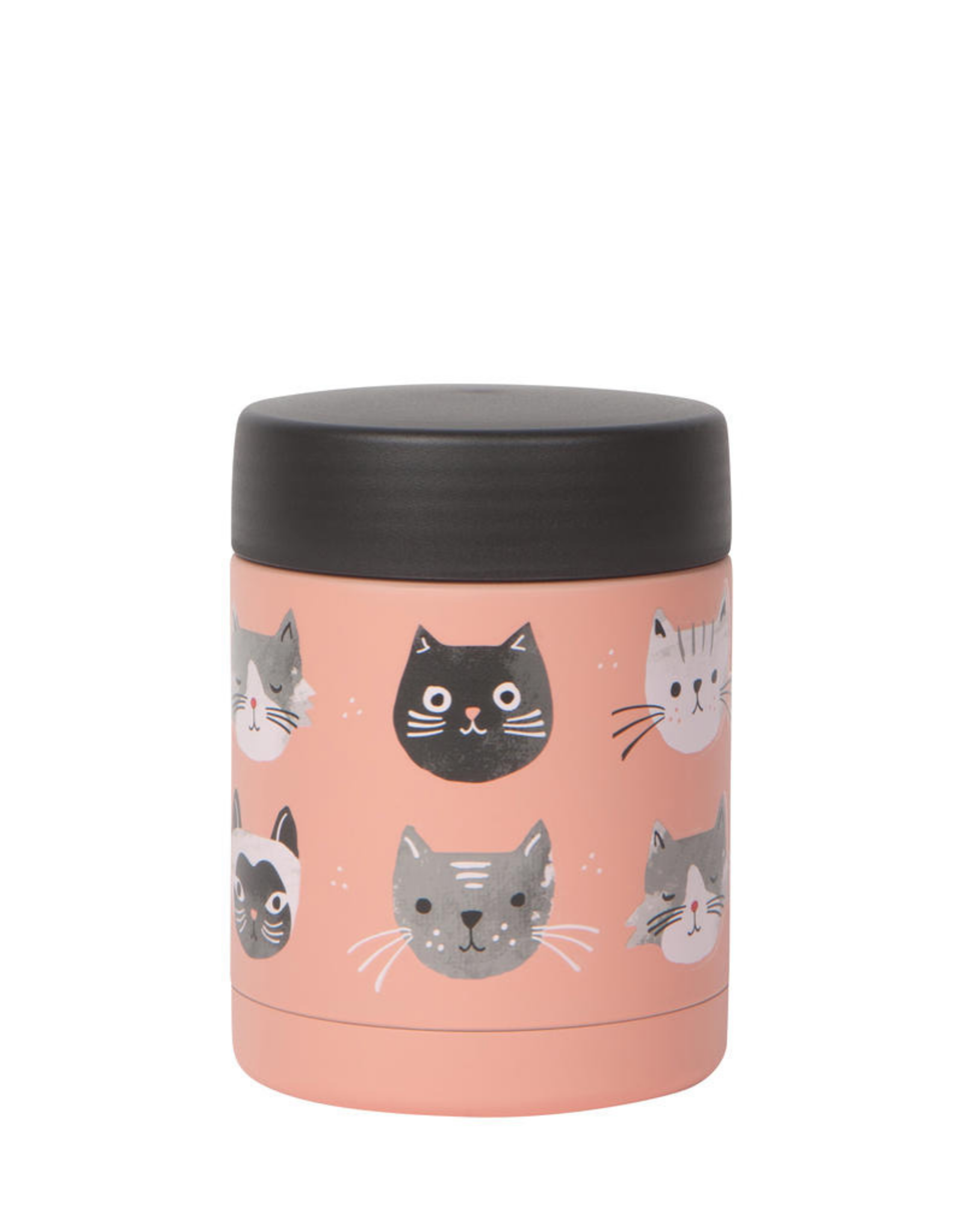 Now Designs Contenant isolant 350ml/12oz Cats Meow