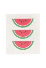Now Designs Linge en cellulose 'Melons d'eau'