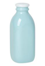 Now Designs Pot à lait en céramique aqua