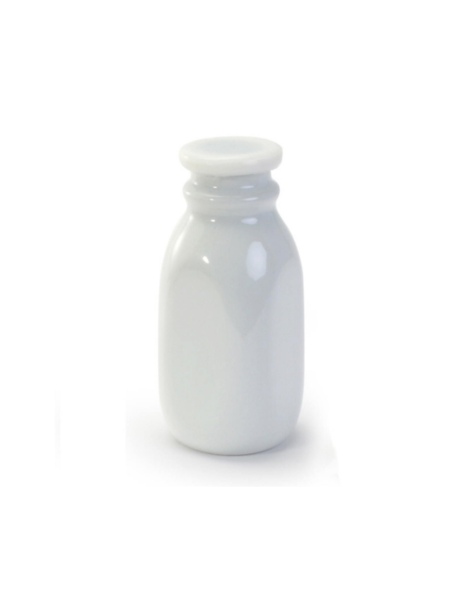 Bouteille à lait blanche 1L