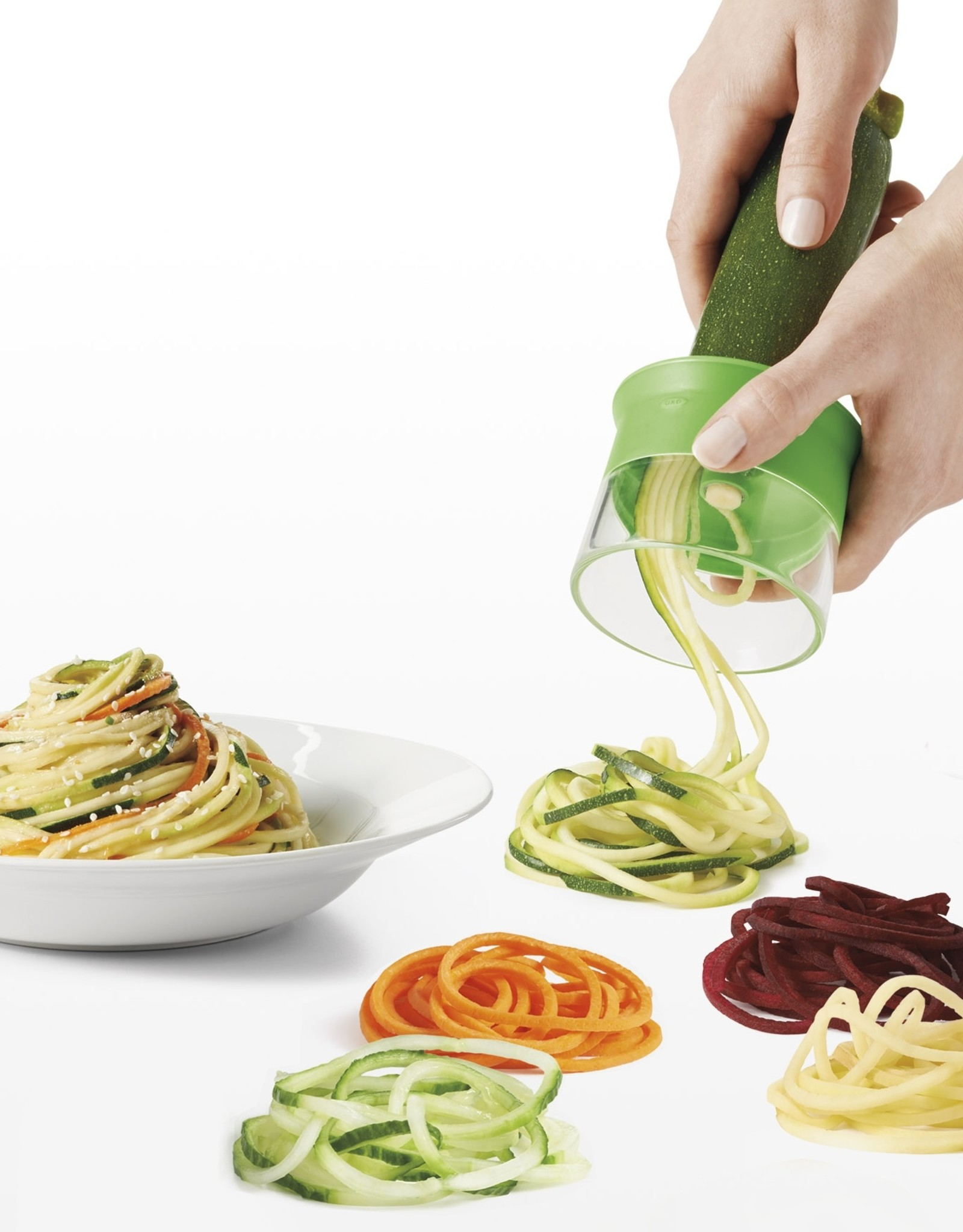 OXO Coupe-spirale manuel