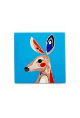 Maxwell Williams Sous-verre Cromer 'kangourou'