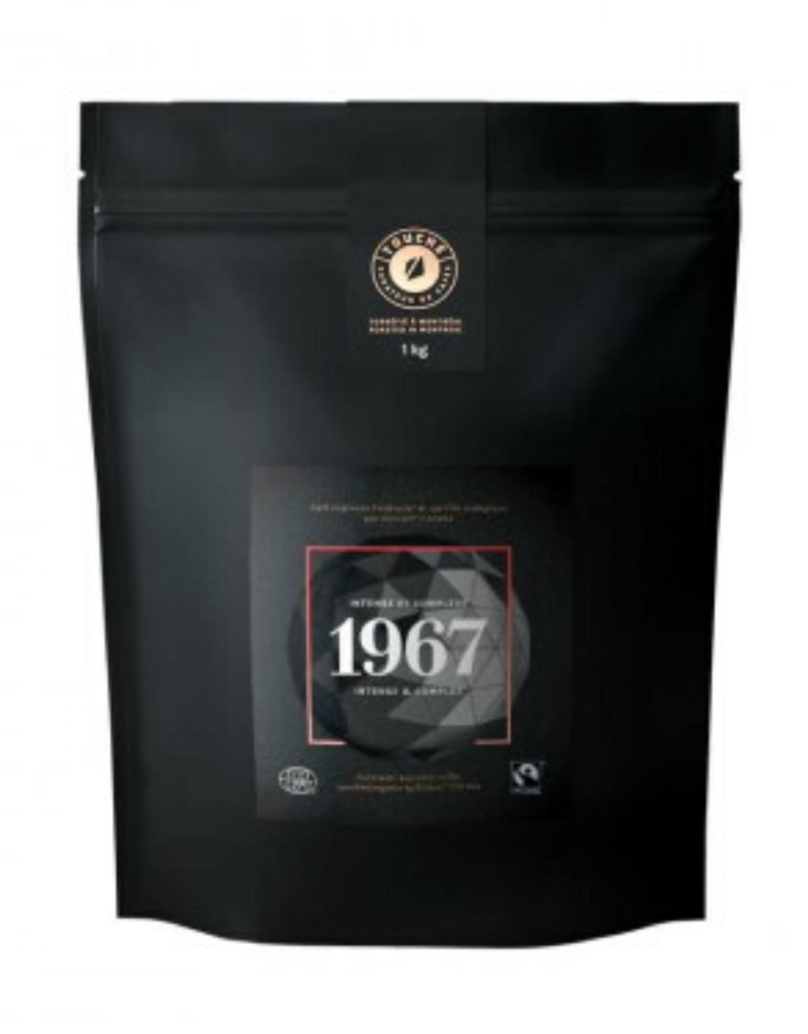 Touché Café TOUCHÉ 1967 intense 1kg