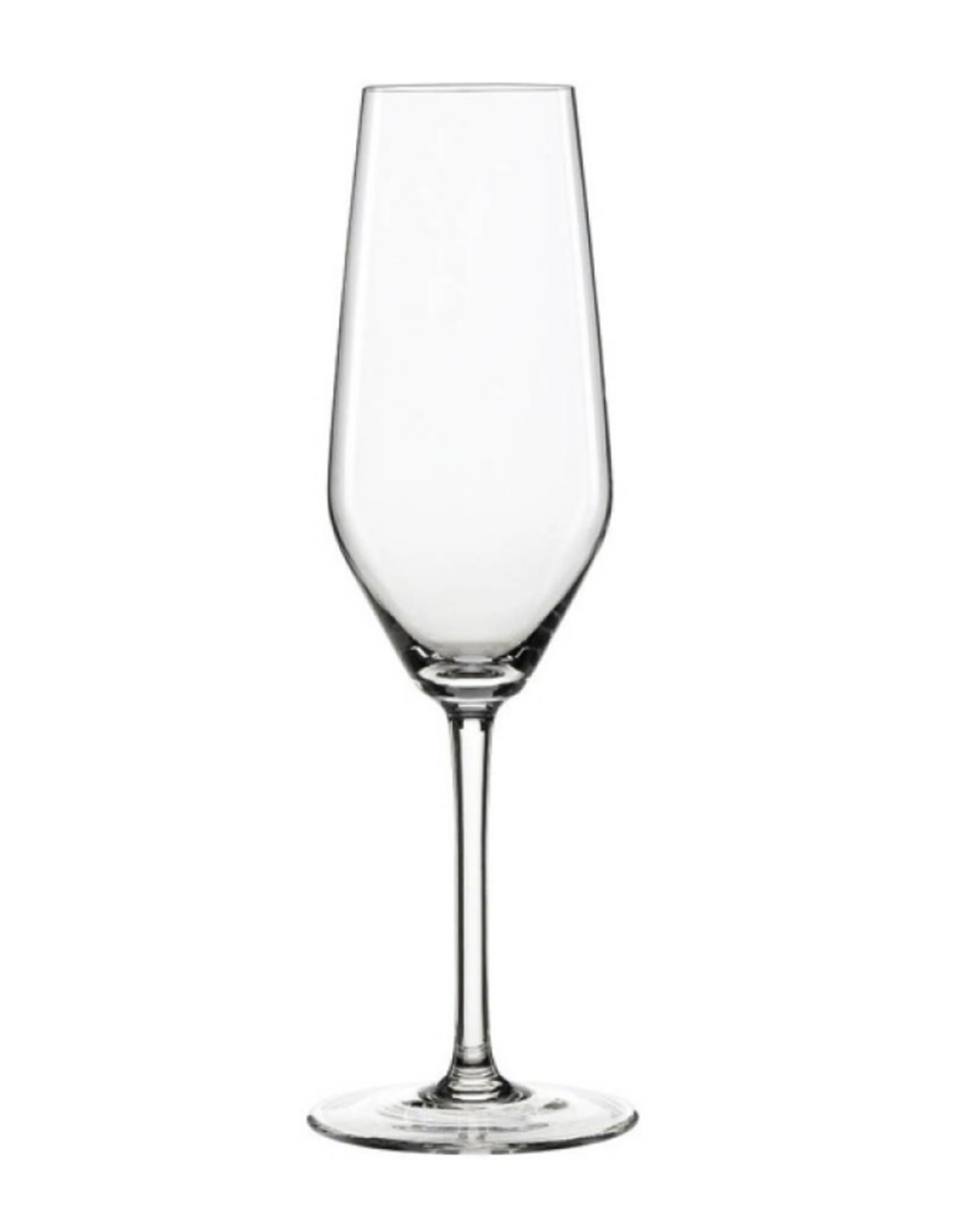 Spiegelau Ens. 4 flûtes à champagne Style