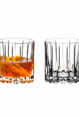 Riedel Ens. 2 verres à Whiskey sec