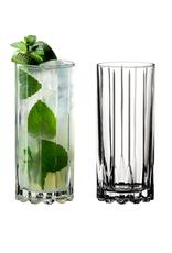 Riedel Ens. 2 verres à cocktail allongé