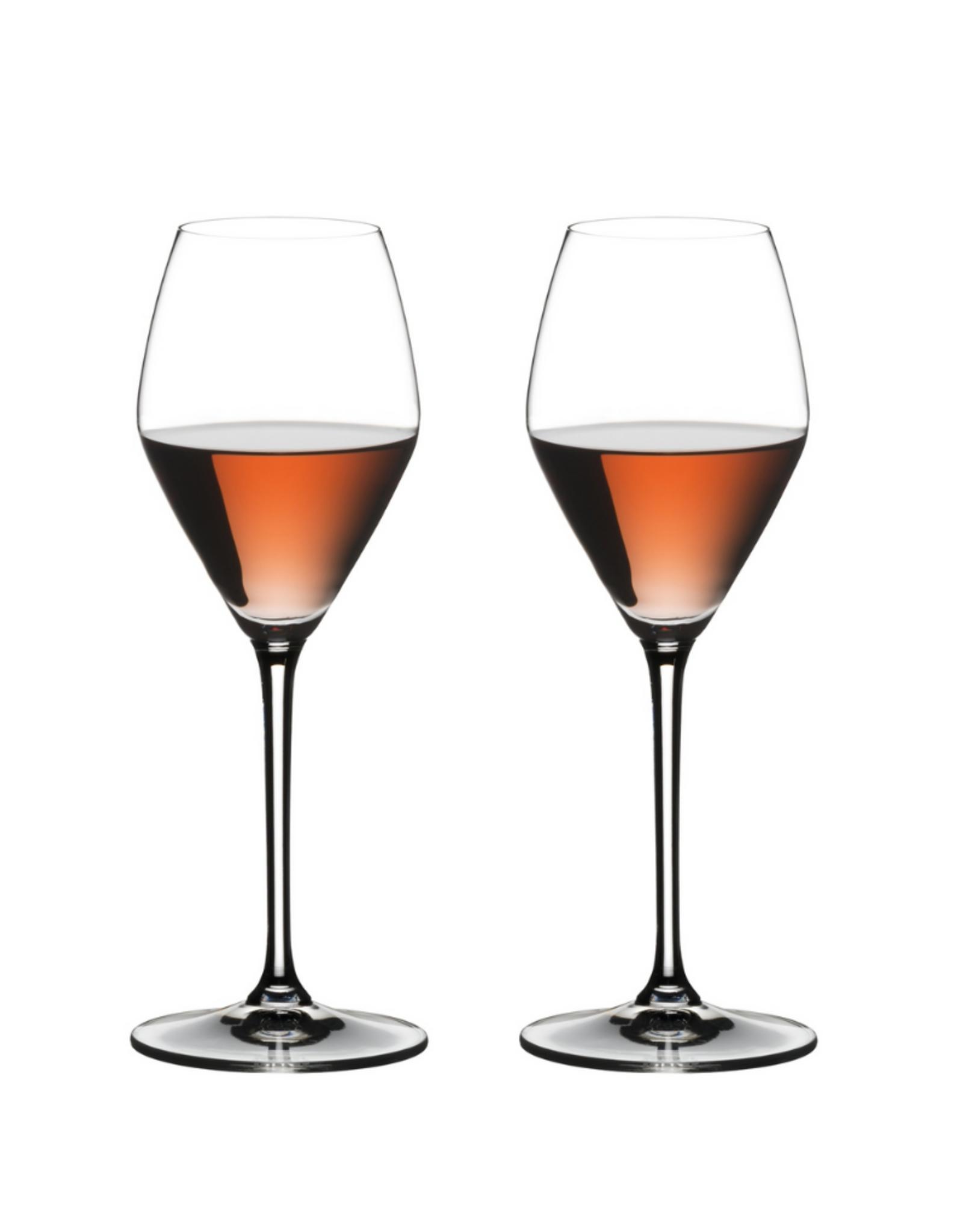 Riedel Ens. 2 verres Extreme Rosé Champagne
