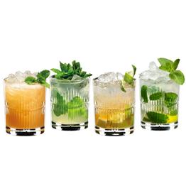Riedel Ens. 4 verres à rhum cocktail