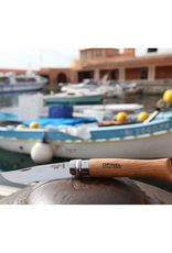 Opinel Couteau repliable inox et hêtre Opinel