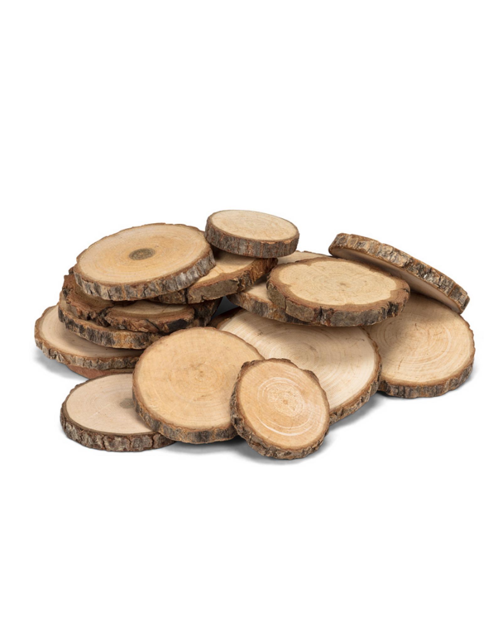Abbott Ens. mini tronçons de bois