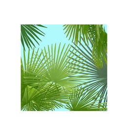 Serviettes en papier Sous les palmiers