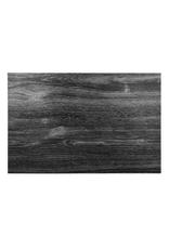 Napperon motif bois gris foncé