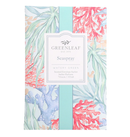 Greenleaf Sachet parfumé Seaspray