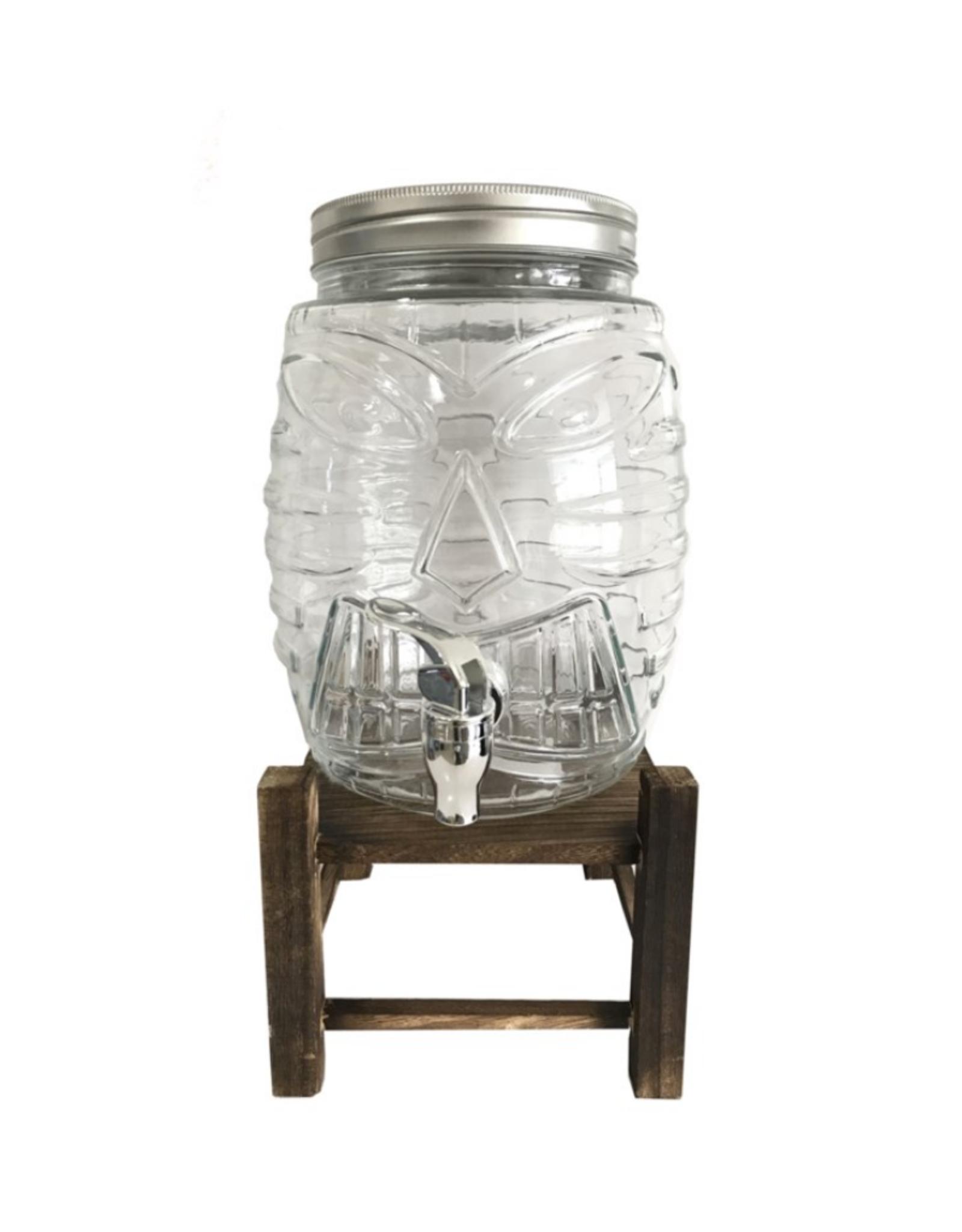 Distributeur de boisson 5L Tiki avec base