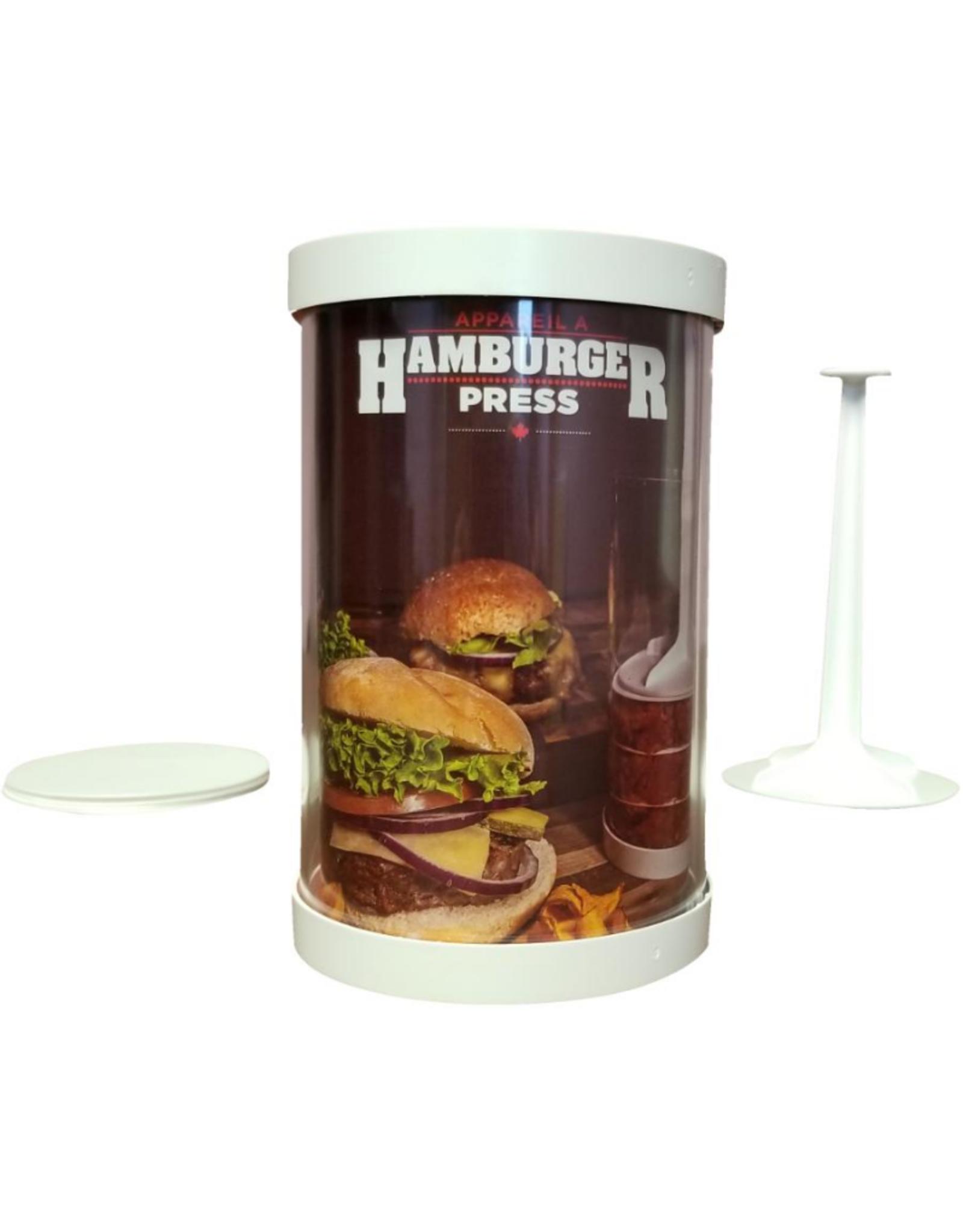 Presse hamburger