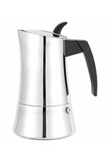 Cuisinox Cafetière espresso 6 tasses Capri en inox