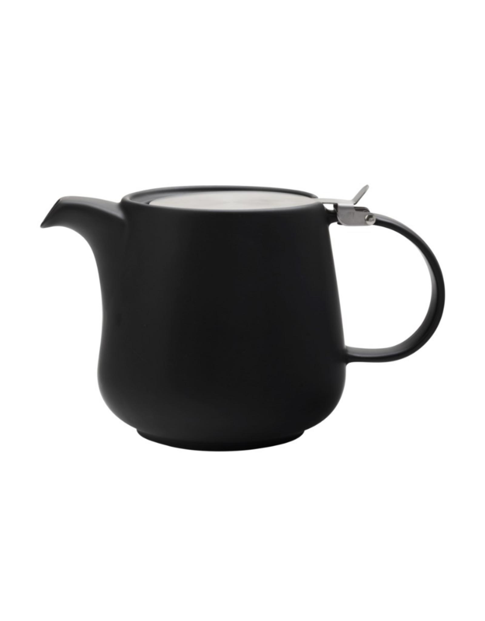 Maxwell Williams Théière 'Tint'  noire 1.2L