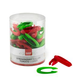 Kuhn Rikon Équeuteur à fraises/tomates en pince verte